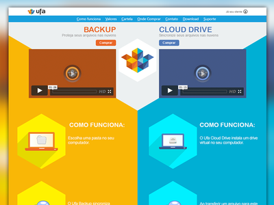 Ufa New Website
