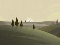 Landscape!