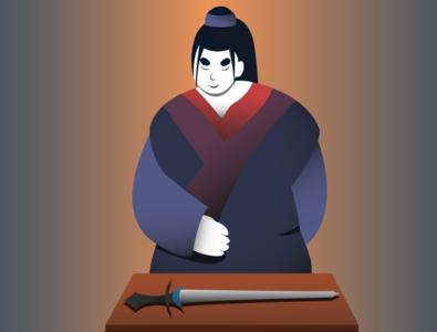 Xiuan illustration