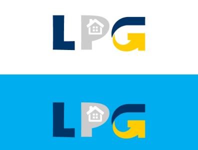 lpg typographic logo