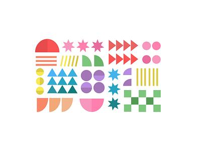 Geometric Pattern pattern geometric illustration graphic design shapes illustration geometric design