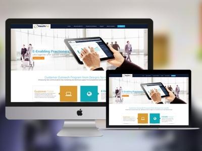 eHEALTHPro MARKETING APPLICATION marketing health care health app healthcare health ror developer ruby on rails app design application app