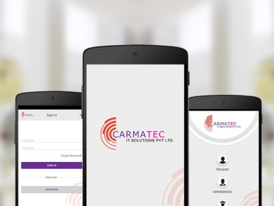 CONSUMMATE HR MOBILE SOLUTIONS mobile app mobile hr ror ruby on rails developer app design application app