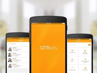 QTRADS APP ruby on rails developer app design ror application app qtrads