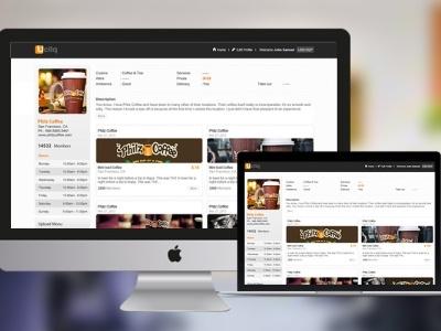 UCLIQ 2 WEB APPLICATION ruby on rails developer ror app app design application webdesign website web ucliq2
