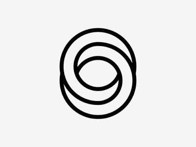 Logo design eye concept logo design logo circles