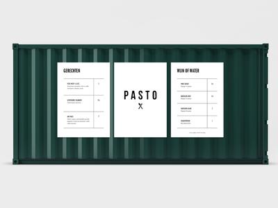 Menu signing food festival sea container container graphic design italian food bar food and drink food menu design menu