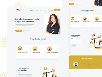 Sahabat Lawyer app website webdesign illustration design travel app mobile app design mobile app mobile development appdevelopment app design android app development