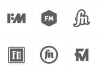 FM - Logo Exploration