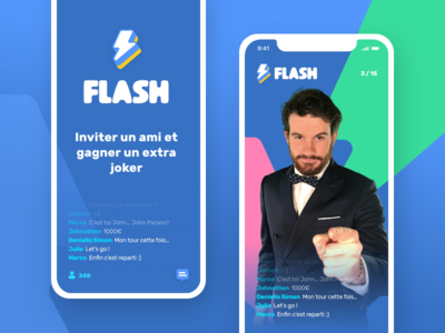 Flashbreak Mobile App