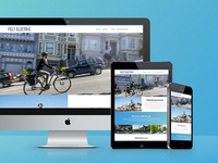 Felt Electric Website Re-Design