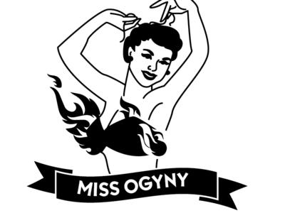 Miss Ogyny Logo