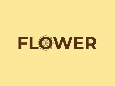 Flower Logo flower logo flower minimal logo logodesign modern logo logotype logo typography logo design brand identity brand design