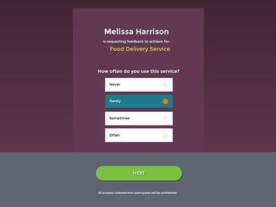 Responsive Web: Survey Design questionnaire questions survey design ux ui mobile web tablet responsive