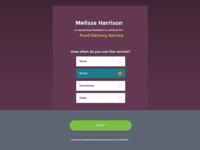 Responsive Web: Survey Design