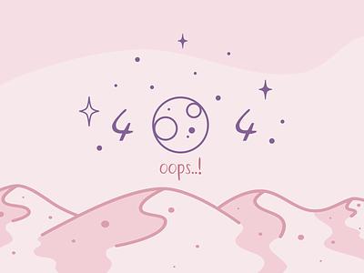 404 error stars moon 404 error 404 illustration vector illustration vector