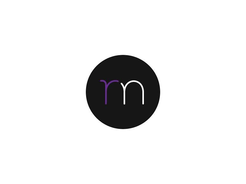 Updated Site/Branding mark remington personal branding logol rm