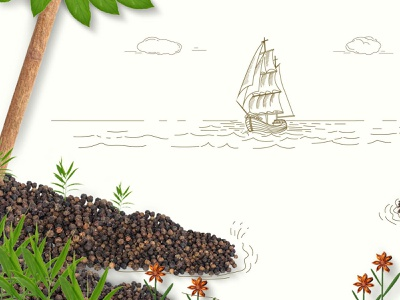 Nature's bounty design graphics adobe illustrator creative illustration art