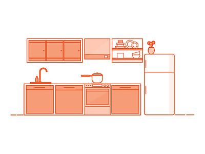 What's cooking? graphics adobe illustrator creative animation illustration design art