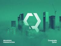 Constreite Qatar Logo Design