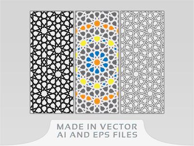Moroccan Pattern 1