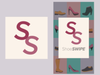 ShoeSwipe App app icon and splash screen