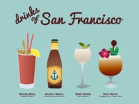 Drinks Of San Francisco