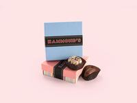 Hammond's Candies Small Chocolate Box