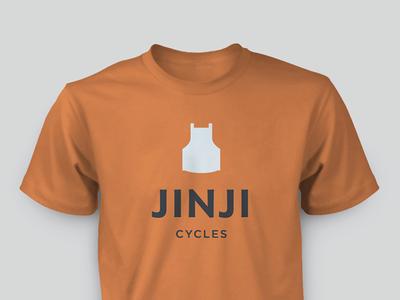 Jinji Cycles Shirt Design