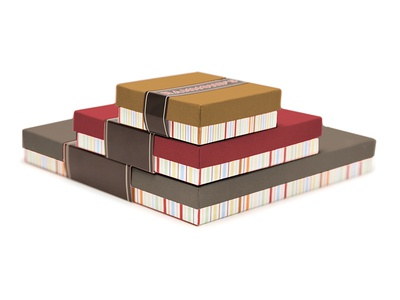 Hammond's Candies Chocolate Boxes