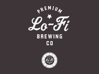 Lo-Fi Brewing Logo