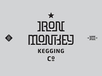 Iron Monkey Logo
