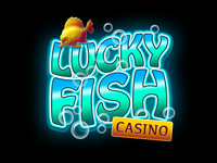 Lucky Fish Casino game logo