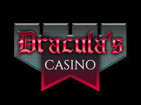 Dracula's Casino game logo