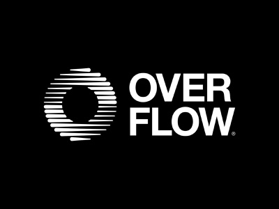 Overflow   Brand Identity simple identity logo identity design branding finance startup charity donate generosity overflow getoverflowco