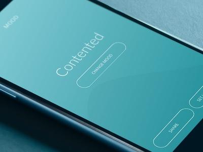 Anima app clean flat cool modern