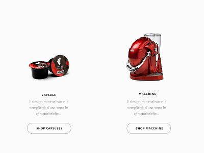 Snodo minimalist clean web ecommerce