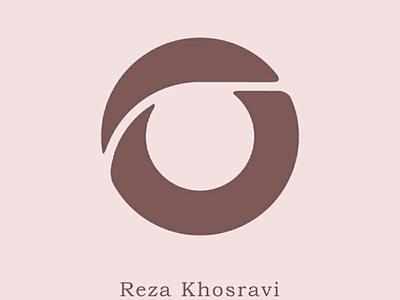 Reza Khosravi پرسنال برندینگ لوگو logo personal-branding