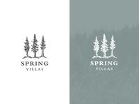 Spring Villas Logo