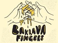 Baklava Fingers