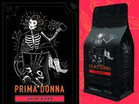 Coffeebar  |  Coffee Rebrand  |  Prima Donna