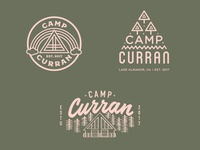 Camp Curran Logos