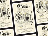 Off Beat 2019 - Americana Poster