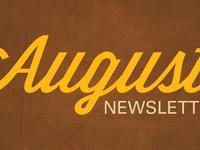 2013 Restore August Newsletter Header