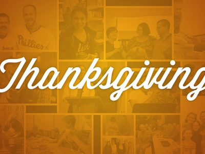Thanksgiving Church Service Graphic