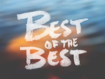 Best of the Best White