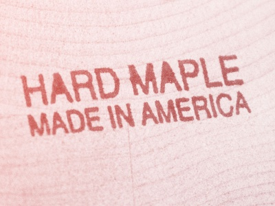 Hard Maple Made In America background experiment texture jordan a. kauffman