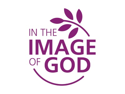 In The Image Of God Logo logo olive branch conference event logo