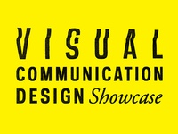 Visual Communication Design Showcase Logo