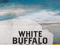 White buffalo gold front cover2